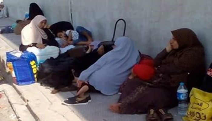 الشبكة العربية لحقوق الإنسان تطالب بفتح الزيارة للمعتقلين