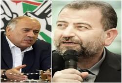 """إرهاصات باتفاق فتحاوي مع """"حماس"""" على مواجهة """"خطة الضم"""""""