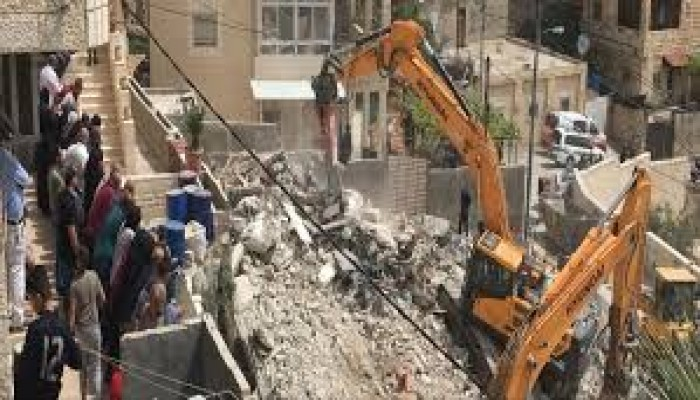 الأمم المتحدة توثق هدم ومصادرة الاحتلال 21 منزلا لفلسطينيين في أسبوعين