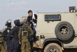 """الاحتلال الصهيوني يعتقل 11 فلسطينيا بالضفة.. وتواصل """"فلسطين إكسبو"""""""