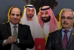 """الربيع العربي.. فضائح إعلام """"المضادة"""".. وطيران متطور يهاجم بليبيا"""