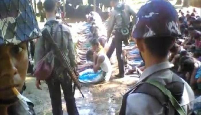 """""""العفو"""": هجمات """"ميانمار"""" على مسلمي الروهينجا طالت عشوائيا """"بوذيين ومسيحيين"""""""