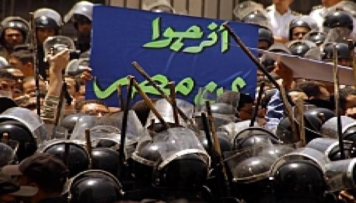 القضاء والصحافة بين مذبحتين