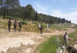الأهالي يتصدون لمحاولة تنقيب عن الآثار في نابلس.. وإصابة جندي صهيوني في القدس