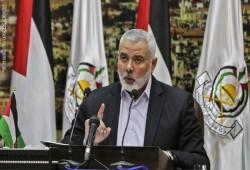 هنية: رفضنا عرضًا بـ 15 مليار دولار مقابل إنهاء المقاومة وفصل غزة