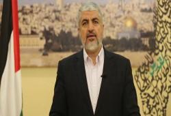 """""""مشعل"""": برنامج فلسطيني موحد للمواجهة الشاملة مع الاحتلال الصهيوني"""