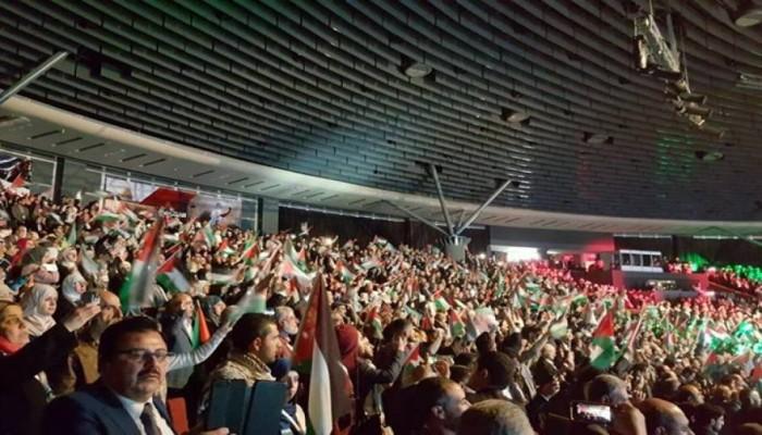 مؤتمر فلسطينيي الخارج يطالب بمجلس وطني جديد قادر على التخلص من اتفاقية أوسلو