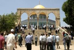 الحركة الإسلامية تدعو لضرورة شد الرحال للأقصى يوم عرفة