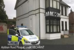 تضامن كنسي مع المسلمين بعد هجوم متعمد على مسجد بالمملكة المتحدة
