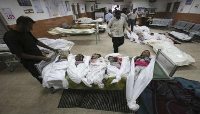 رئيس منظمة صهيونية: قتلنا 500 طفل فلسطيني في غزة.. ونتعايش مع هذا!