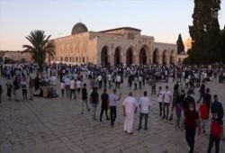 """""""حماس"""" تهنئ الأمة بالعيد المبارك"""