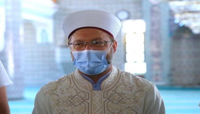 رئيس الشئون الدينية التركي: آيا صوفيا منفتح على البشرية جمعاء