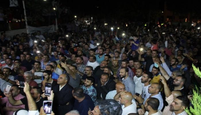 اعتقالات جديدة في صفوف معلمي الأردن