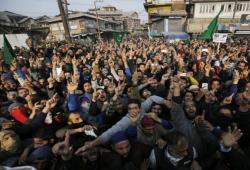 الهند تفرض حظر تجول في كشمير بالذكرى السنوية الأولى لإلغاء الحكم شبه الذاتي للمنطقة
