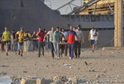 ارتفاع ضحايا انفجار بيروت لـ100 قتيل وأكثر من 4 آلاف جريح