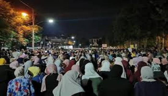 """""""جبهة العمل الإسلامي"""" تطالب ملك الأردن بإطلاق المعلمات المعتقلات"""