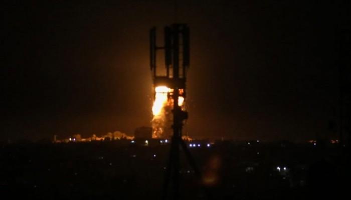 حماس: قصف الصهاينة لغزة استمرار للعدوان على شعبنا