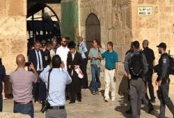 الاحتلال الصهيوني يطلق النار على فتاة خلال مواجهات.. واعتقالات بالضفة