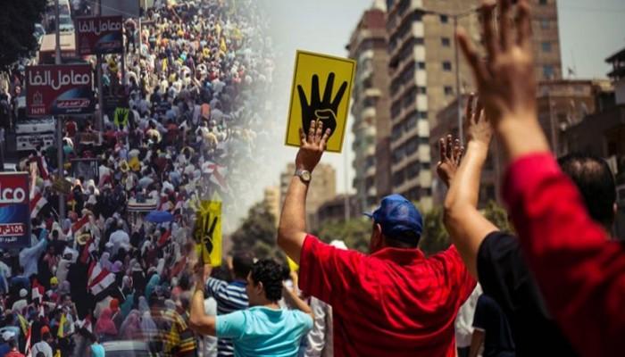 """في ذكرى رابعة.. """"الثوري المصري"""" يدعو لصلاة الجمعة بالمساجد"""