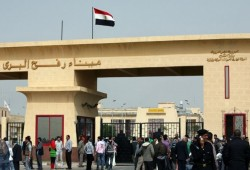 """بعد إغلاقه لشهور.. فتح معبر رفح في اتجاه واحد و""""حماس"""" تتخذ كافة الاحتياطات الصحية"""
