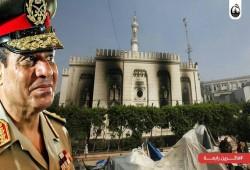 """للعام السابع على التوالي.. مسجد """"رابعة العدوية"""" معاقب بالغلق بأوامر السيسي"""