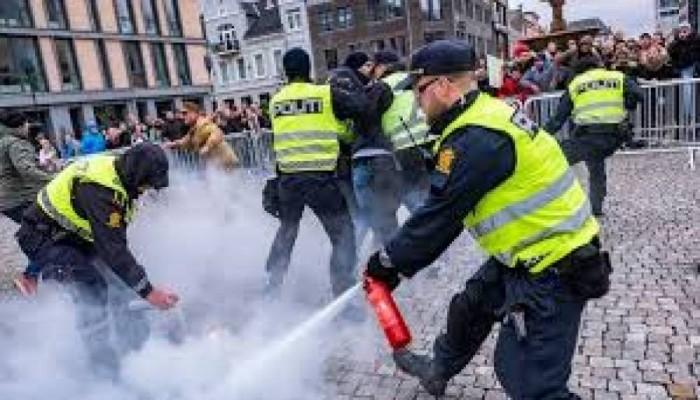 السويد ترفض طلب دنماركي من اليمين المتطرف حرق القرآن الكريم