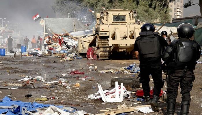 """بعد استهداف """"يوتيوب"""" لأرشيف """"رابعة"""".. صحفيون يكشفون عن فيديوهات جديدة للمذبحة"""