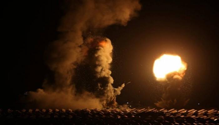 الجيش الصهيوني يُجدد قصفه أهدافًا في غزة