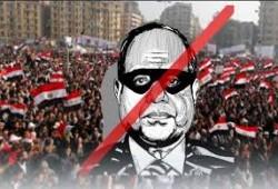 لليوم الثالث.. هاشتاج #مش_عاوزينك يتصدر مطالبا برحيل السيسى