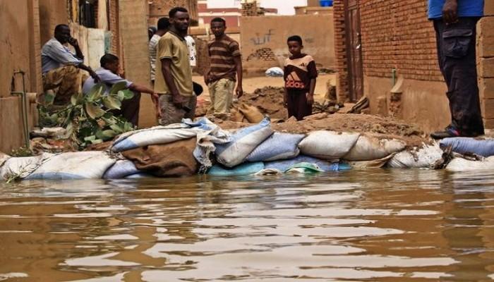 """""""من قلبي سلام للخرطوم"""".. تضامن إلكتروني مع السودان"""