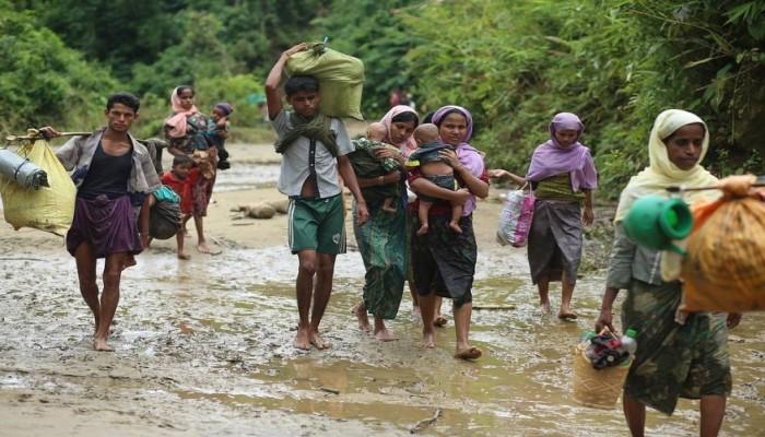 إندونسيا تطالب بحل المشكلات الإنسانية لمسلمي أراكان