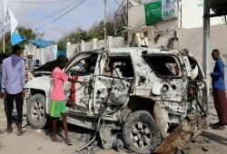 """فتش عن """"بن زايد"""".. ضحايا بتفجير في """"كسمايو"""" وأحداث عنف متفرقة بالصومال"""