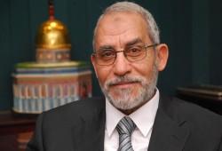 """المؤبد للمرشد العام والبلتاجي و10 آخرين في هزلية """"قسم شرطة العرب"""""""