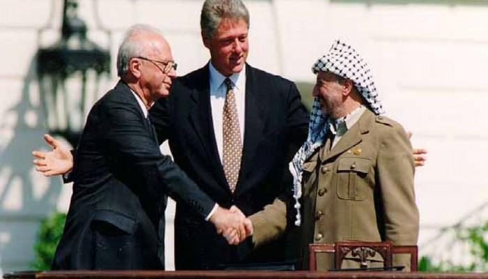 27 عاما على اتفاق أوسلو المشؤوم.. وحماس: لن تنجح محاولات طمس العودة