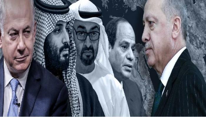 كاتب بريطاني: تركيا وليست إيران هدف التطبيع بين أبوظبي وتل أبيب