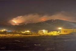 السعودية تفشل في احتواء حريق هائل بجبل بمكة المكرمة