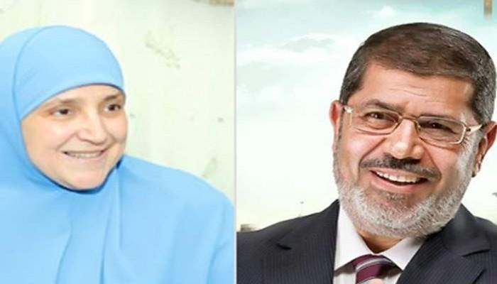 زوجة الرئيس مرسي ترفض جلد الذات: أرى النصر بعيني