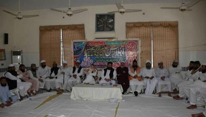 """""""فلسطين"""" و""""كشمير"""" حاضرة على جدول أعمال مؤتمر وحدة الأمة بباكستان"""