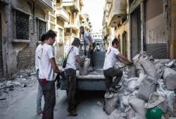 """كشف منظمة """"مسيحية"""" فرنسية في سوريا تدعم شبيحة نظام الأسد"""