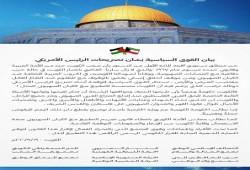 القوى السياسية الكويتية: نستنكر تصريحا لترمب يزعم تحمس الكويت للتطبيع