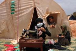 """""""الجارديان"""" تحذر من تداعيات فيروس كورونا على اللاجئين في الشرق الأوسط"""