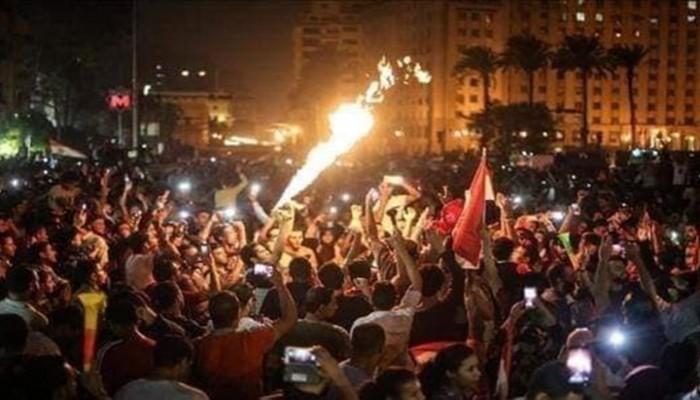 في تظاهرات ضد السيسي.. إصابة 26 في كفر قنديل واستمرار الاحتجاجات لليوم الرابع