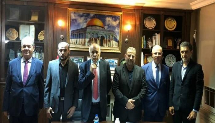 """قيادي بـ""""حماس"""": أجواء مثمرة وإيجابية لإنضاج رؤية متفق عليها مع """"فتح"""""""