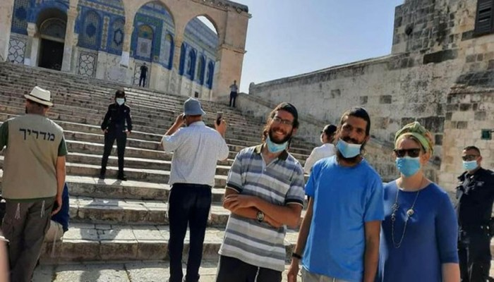 فلسطين المحتلة| اقتحامات للأقصى واعتقالات ومداهمات بالضفة