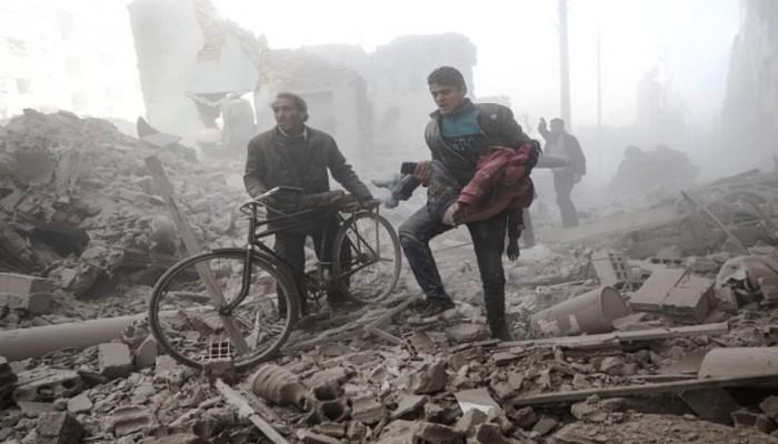 بينهم 2005 أطفال و969 امرأة.. الشبكة السورية توثق مقتل 6859 مدنيًّا