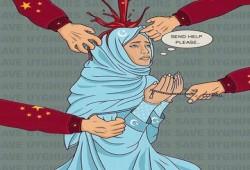 """""""بومبيو"""" يدعو بابا الفاتيكان لموقف شجاع حيال مسلمي الإيجور"""