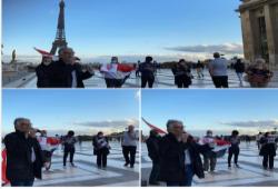 تنديدا بجرائم العسكر ورفضا للإعدامات بمصر وقفات احتجاجية بألمانيا وفرنسا