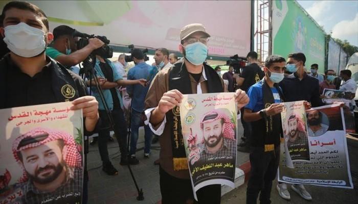 غزة  اعتصام داخل مقر الصليب الأحمر دعمًا للأسرى وتصاعد انتهاكات حقوق الطفل