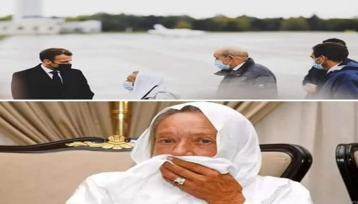 """لوفيجارو: إسلام الرهينة """"بترونين"""" آخر ما توقعه """"ماكرون"""" عن لقائها"""
