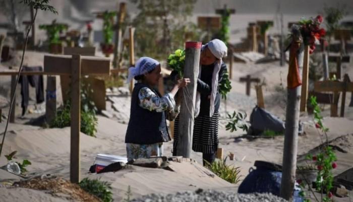 مستشار الأمن الأمريكي: ما يحدث للمسلمين في شينجيانغ قريب من الإبادة